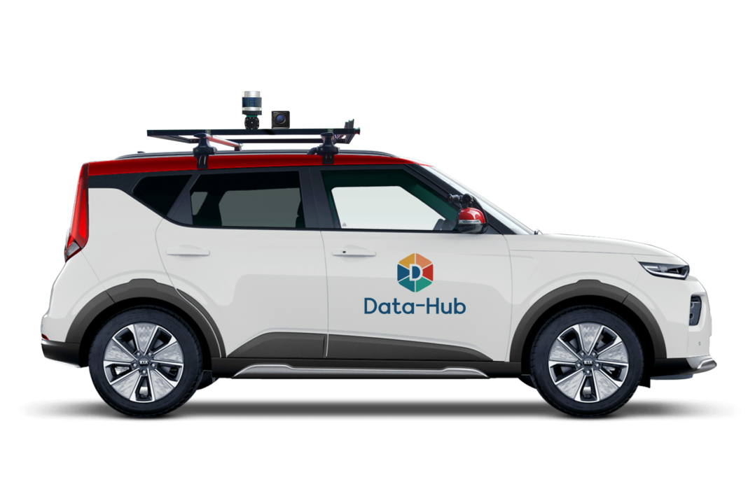 Data Collection Vehicle