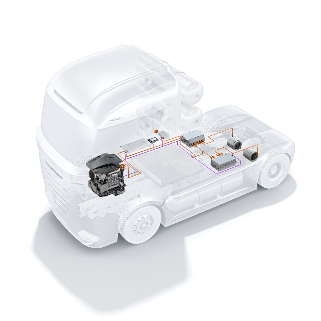 Bosch And Qingling Motors Announce Fuel Cell Joint Venture For ...