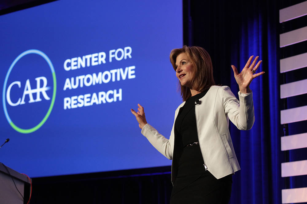 Center For Automotive Research Management Briefing Seminars