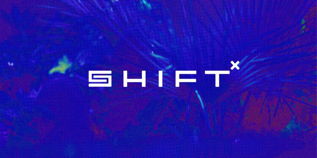 SHIFTx - Convention reinvented