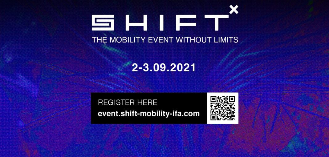 SHIFTx – The Mobility Event Without Limits