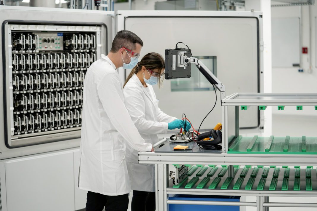 New Battery Laboratories: Volkswagen Takes The Next Step Towards