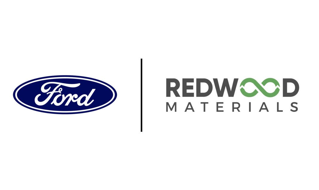 Ford and Redwood Materials
