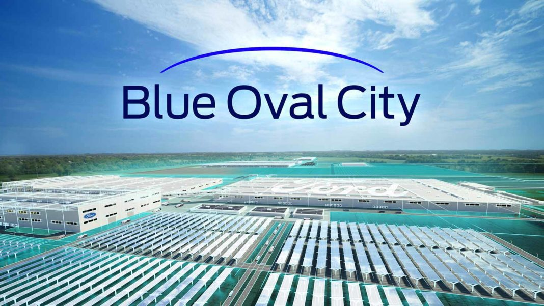 Blue Oval City Featured