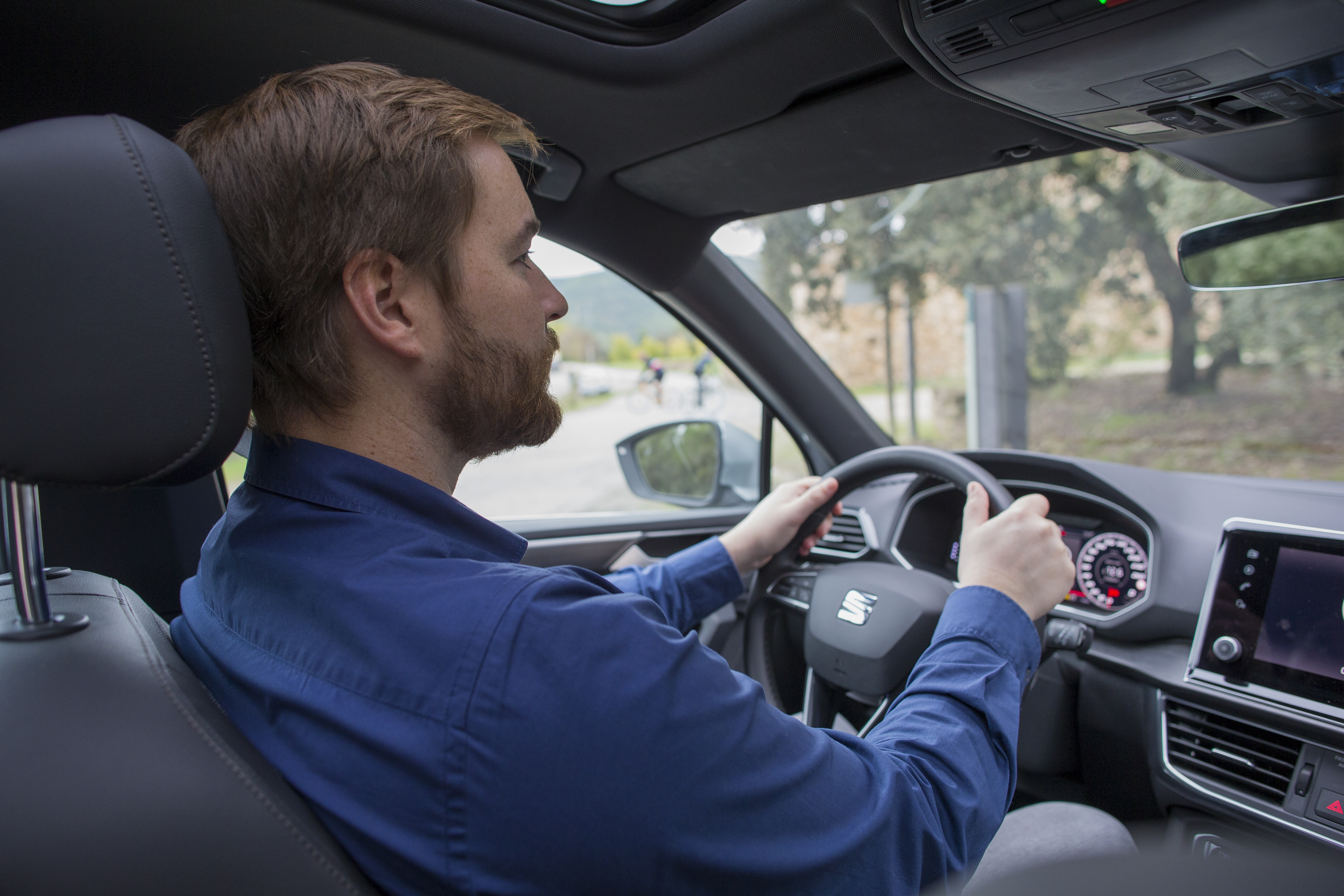 Driving assistants are no substitute for a driver's responsibility