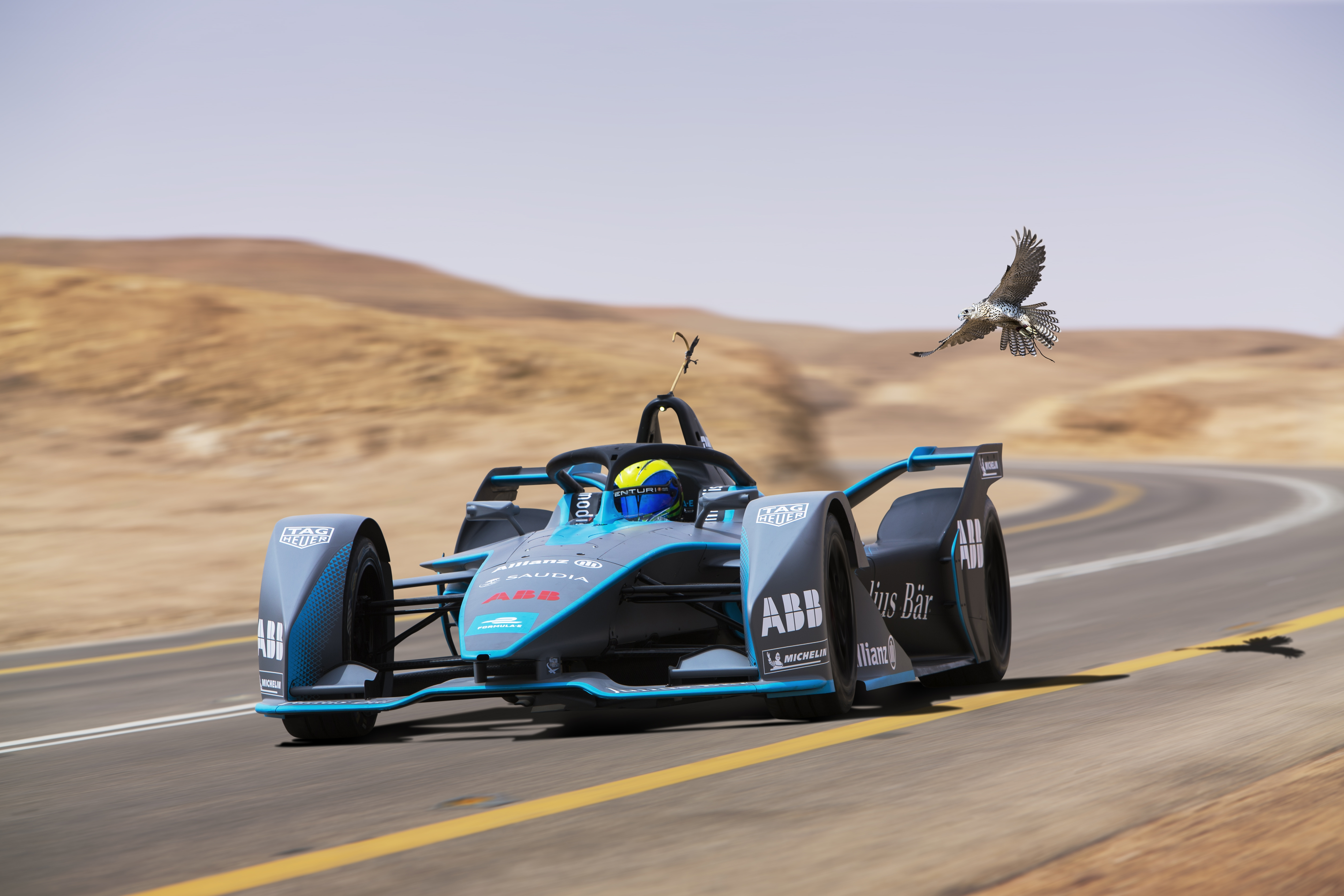 Formula E Accepts Challenge To Race Fastest Animal On Planet After Fans Lay Down Gauntlet Social Media