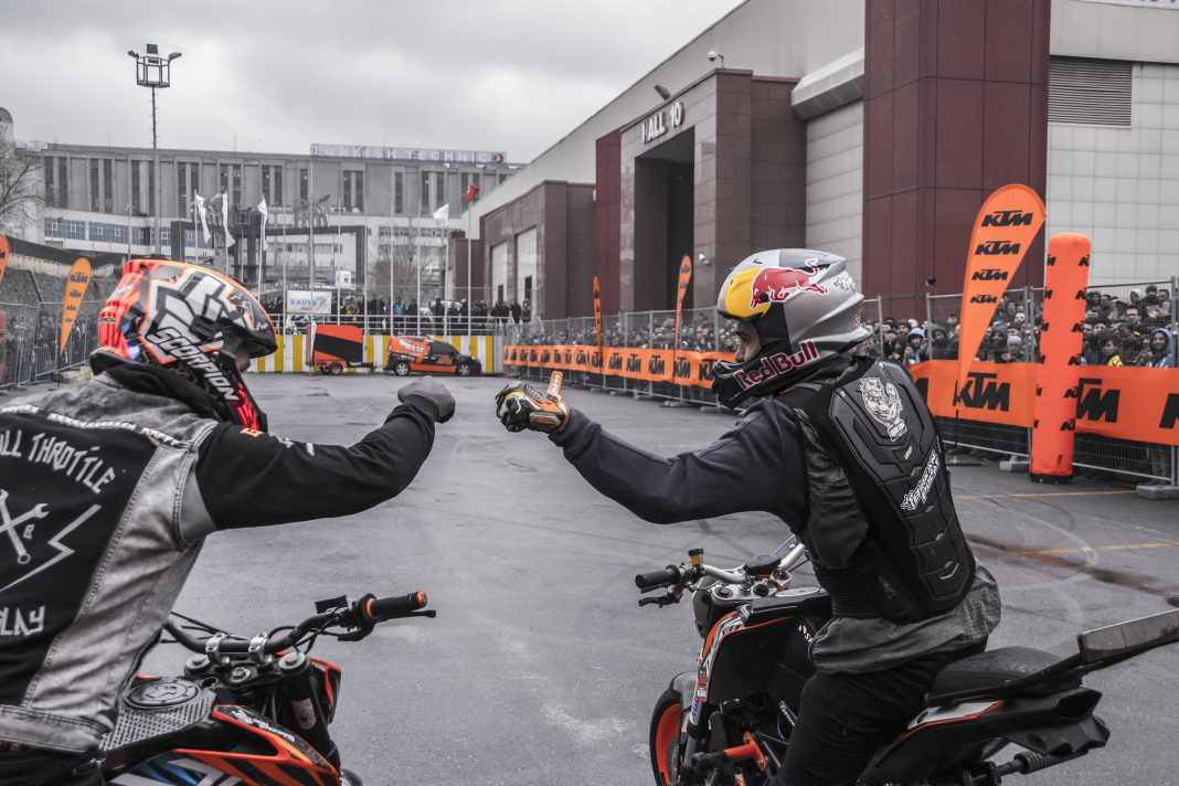 MOTOBIKE ISTANBUL IS GETTING READY TO OPEN ITS DOORS TO THE